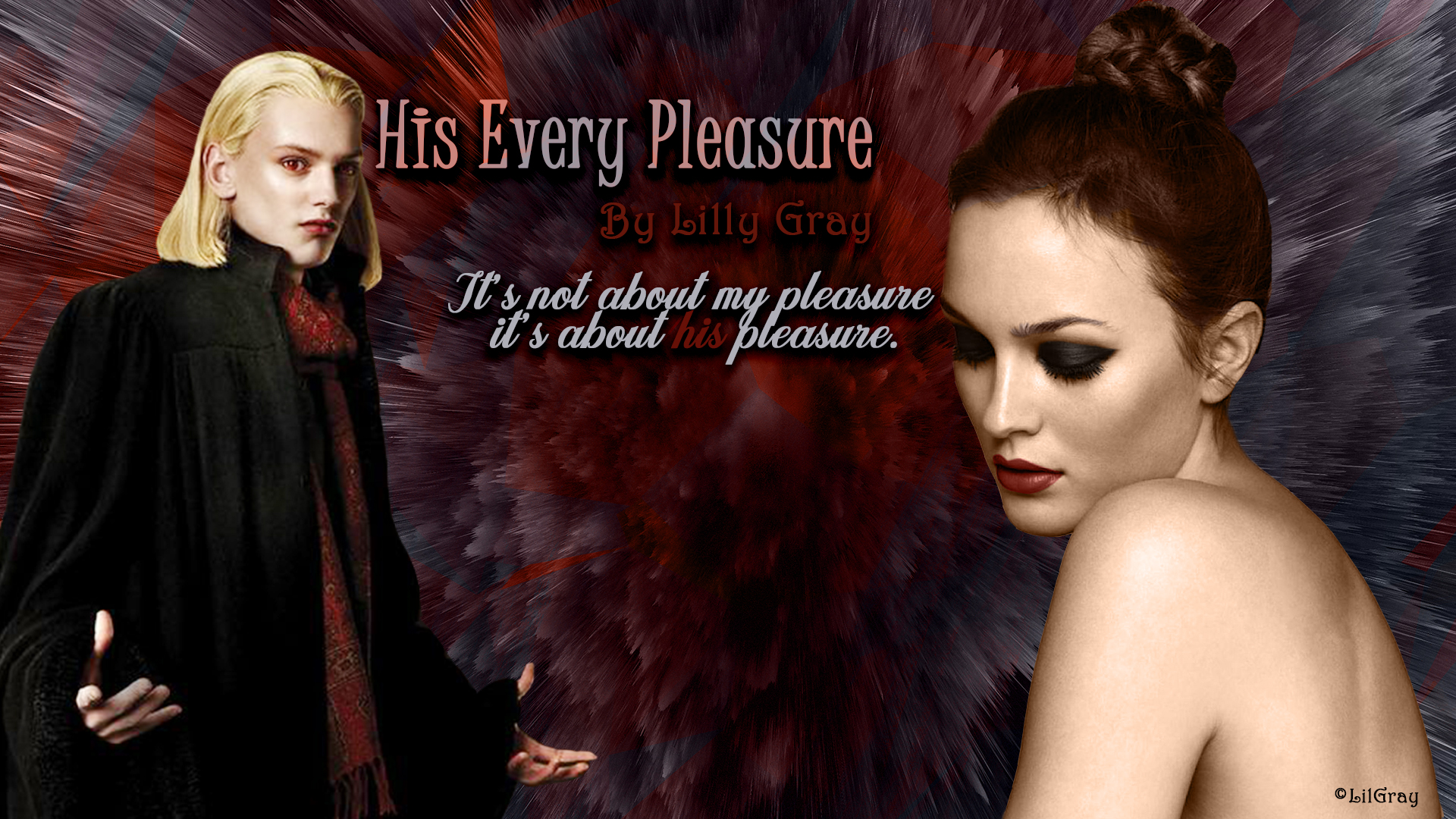 His Every Pleasure Banner