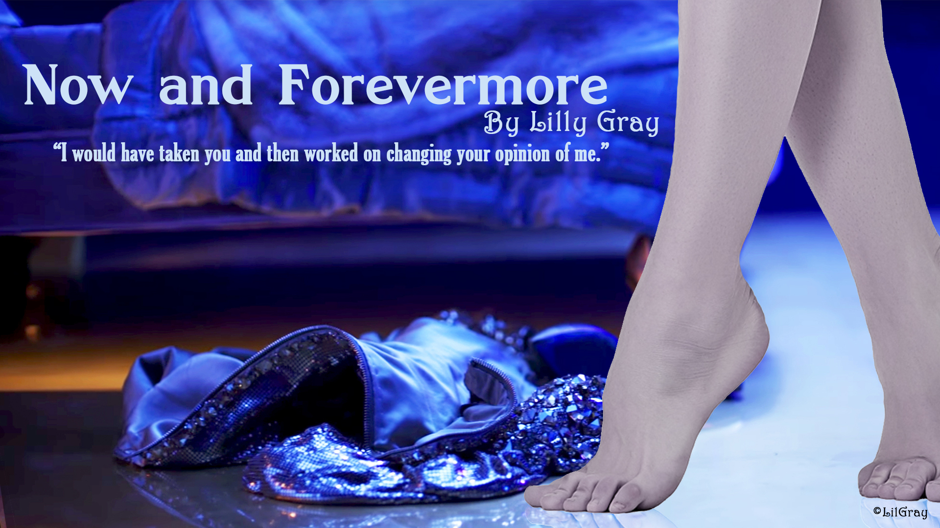 Now and Forevermore Banner